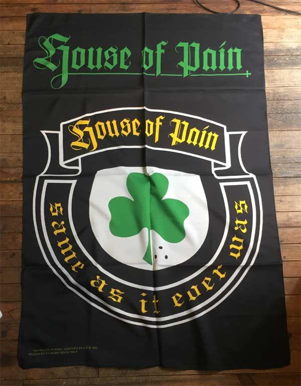 HOUSE OF PAIN DEADSTOCK FLAG