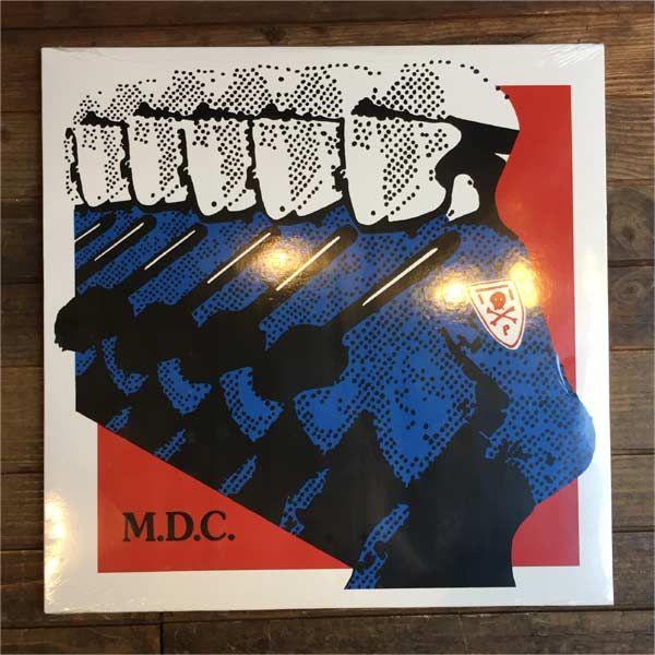 "MDC 12"" LP Millions Of Dead Cops"