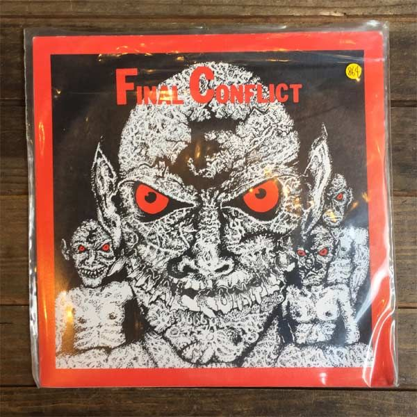 """FINAL CONFLICT 7"""" EP S/T"""