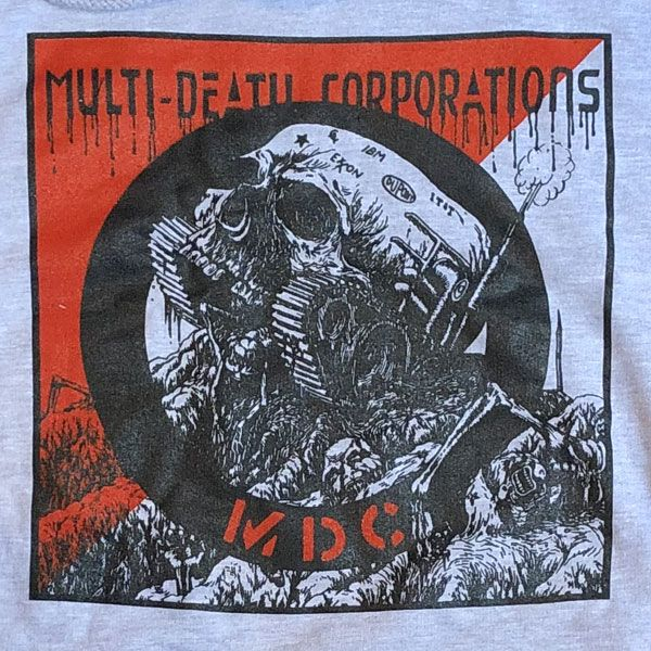 MDC パーカー MULTI-DEATH CORPORATIONS 2