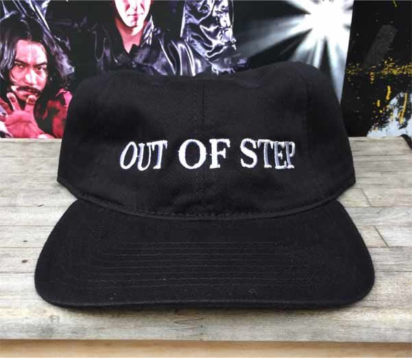 MINOR THREAT CAP OUT OF STEP