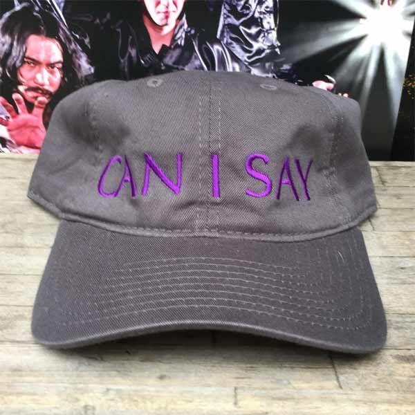 DAG NASTY CAP CAN I SAY