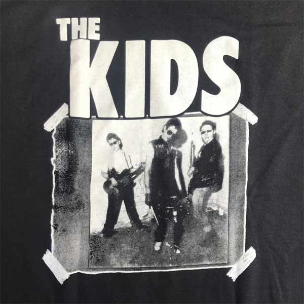 THE KIDS Tシャツ THIS IS ROCK'N ROLL
