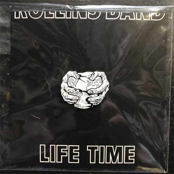 ROLLINS BAND ピンバッジ LIFE TIME