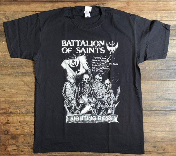 BATTALION OF SAINTS Tシャツ FIGHTING BOYS 3