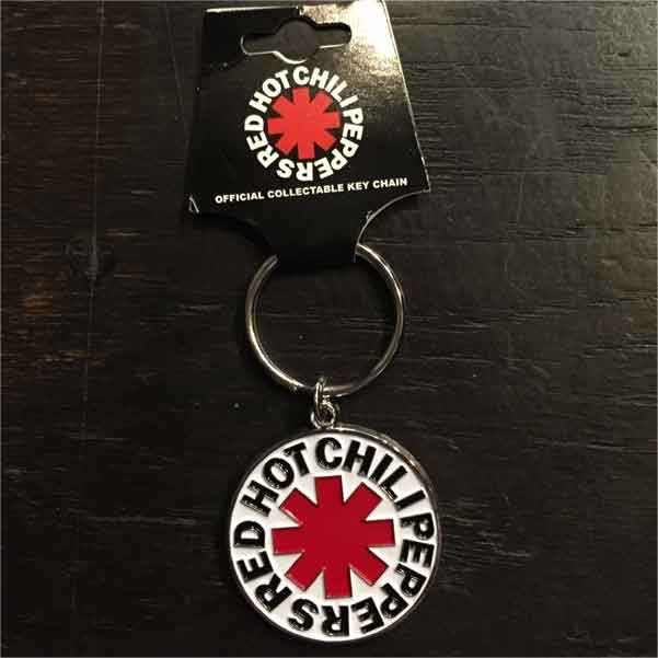 RED HOT CHILIPEPPERS キーホルダー