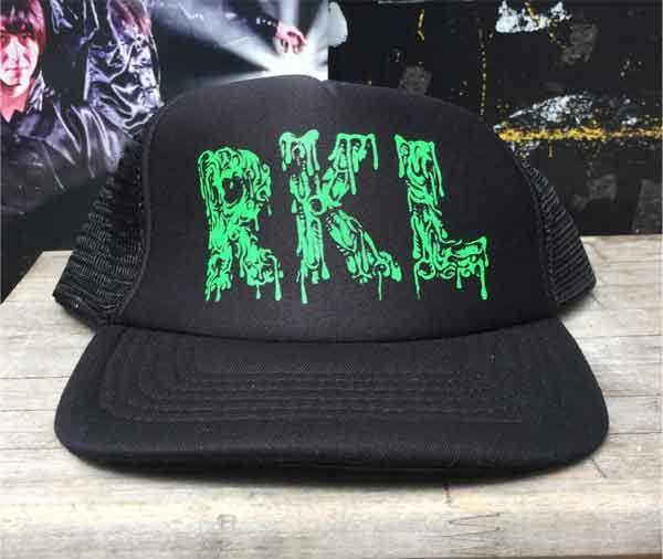 RKL メッシュCAP LOGO オフィシャル