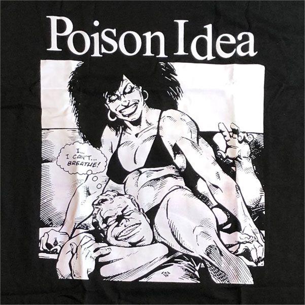 POISON IDEA Tシャツ Punish Me
