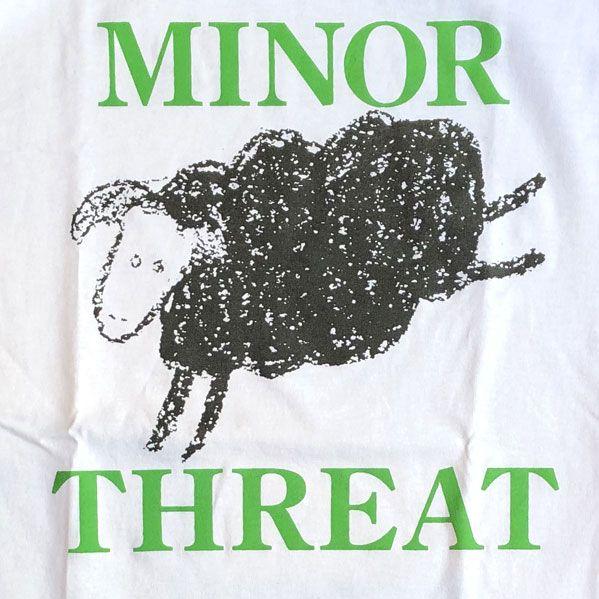 MINOR THREAT Tシャツ SHEEP