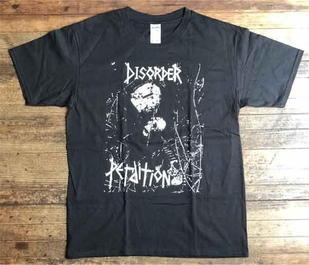DISORDER Tシャツ PERDITION ep2