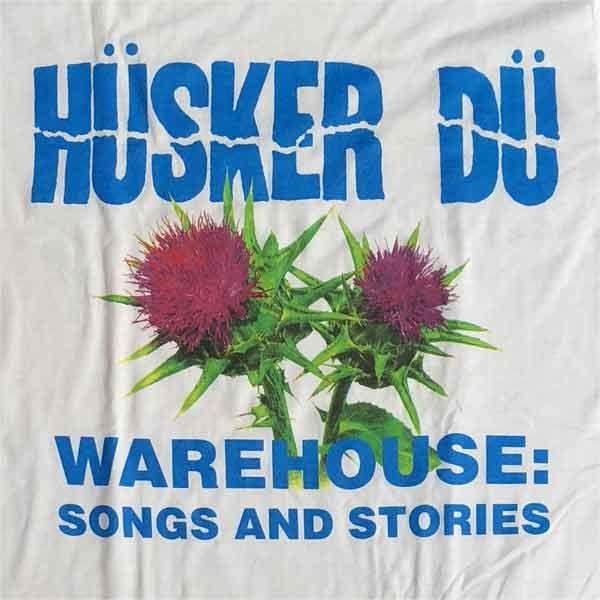 HUSKER DU Tシャツ WAREHOUSE