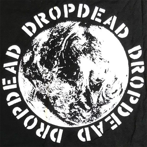 DROPDEAD Tシャツ DROPDEAD