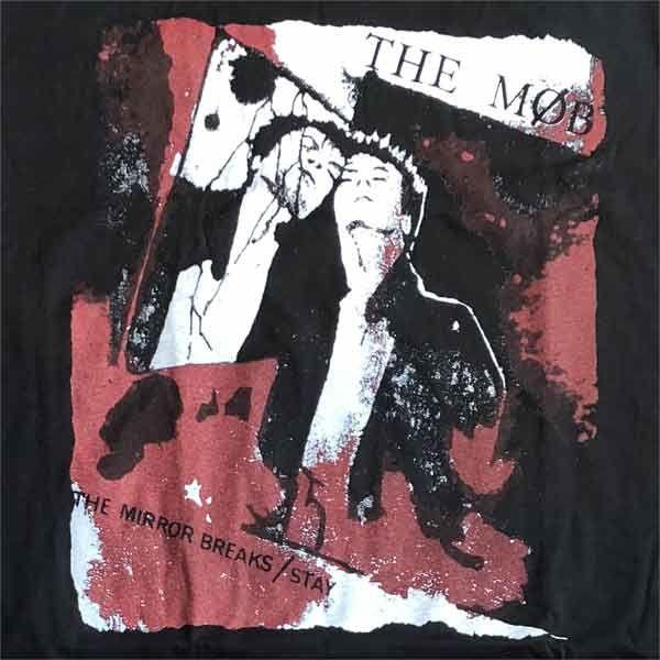 THE MOB Tシャツ THE MIRROR BREAKS オフィシャル!