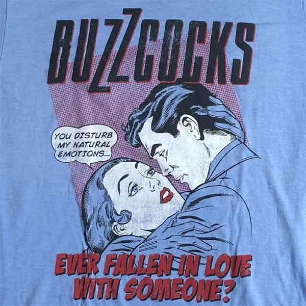 BUZZCOCKS Tシャツ Ever Fallen In Love...