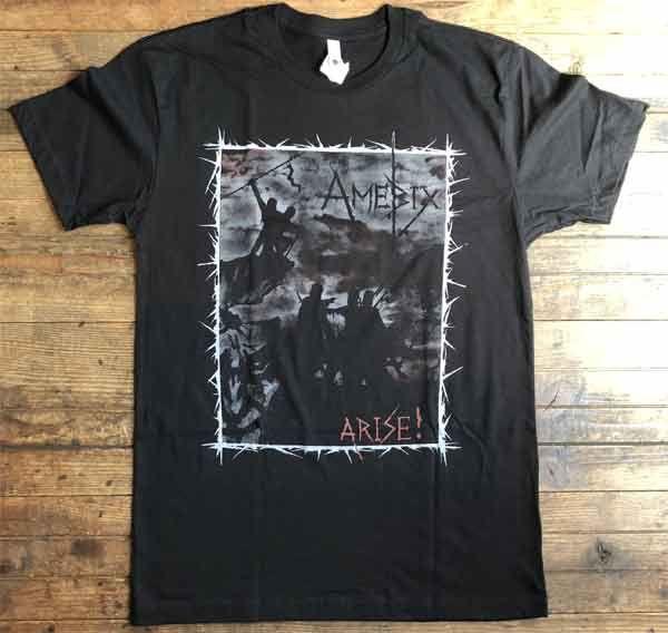 AMEBIX Tシャツ ARISE! オフィシャル!