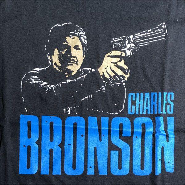 CHARLES BRONSON Tシャツ