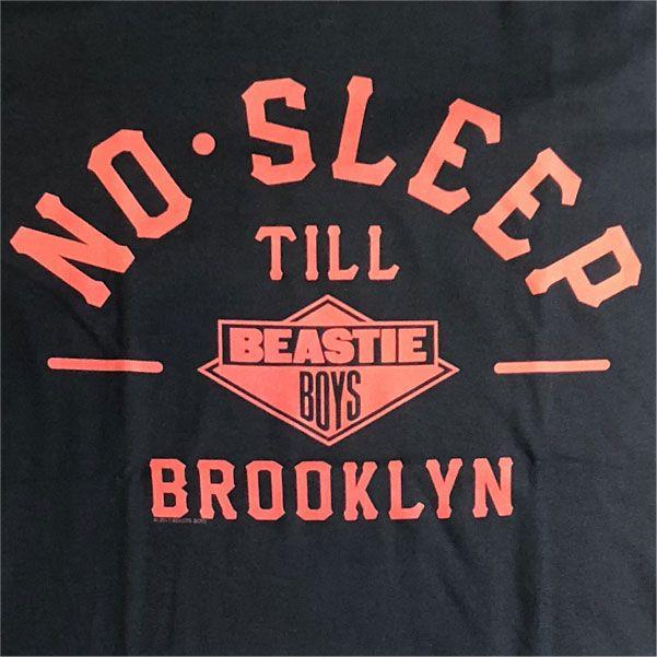 BEASTIE BOYS Tシャツ NO SLEEP TILL BROOKLYN OFFICIAL!!!!!