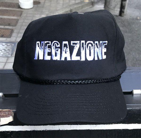 NEGAZIONE CAP LOGO