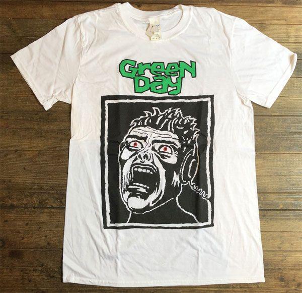 GREEN DAY Tシャツ HEADPHONE
