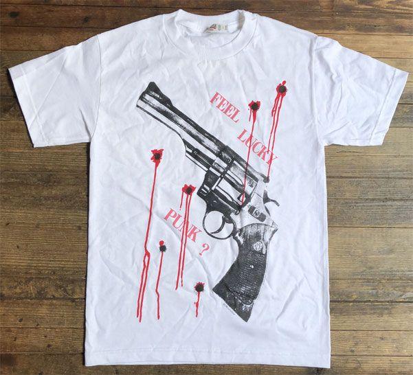 FEEL LUCKY PUNK? Tシャツ