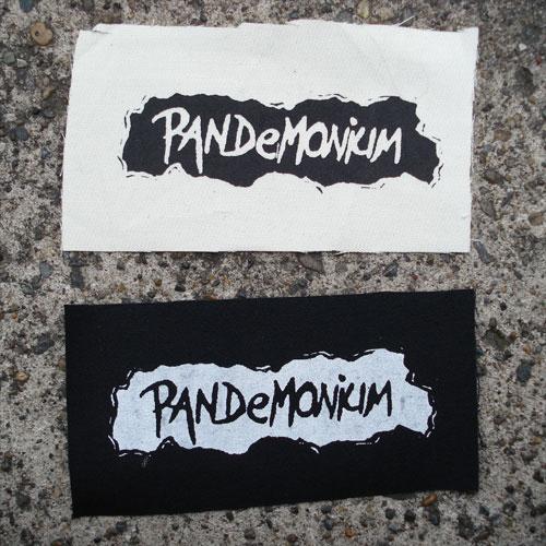 PANDEMONIUM PATCH LOGO