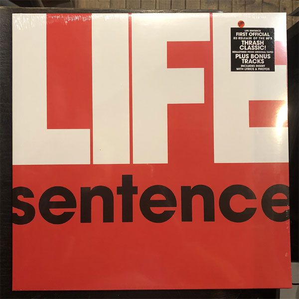 LIFE SENTENCE LP 1st LTD!