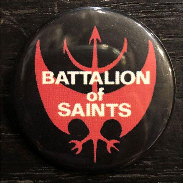 BATTALION OF SAINTS バッジ ロゴ