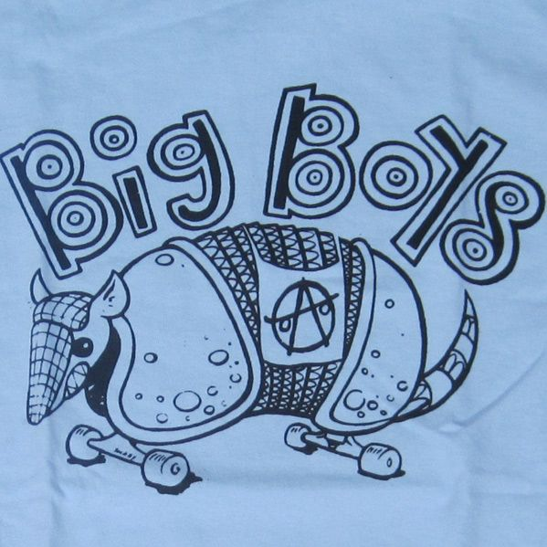 BIGBOYS Tシャツ  armadillo2