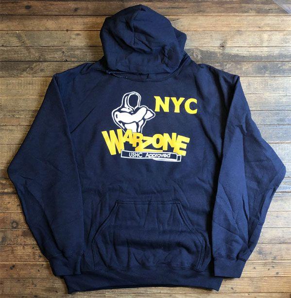 WARZONE パーカー NYC オフィシャル!