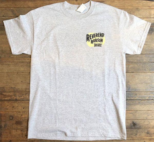 REVEREND HORTON HEAT Tシャツ WONKY