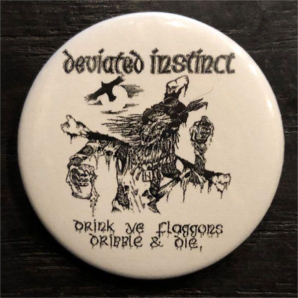 DEVIATED INSTINCT バッジ Drink