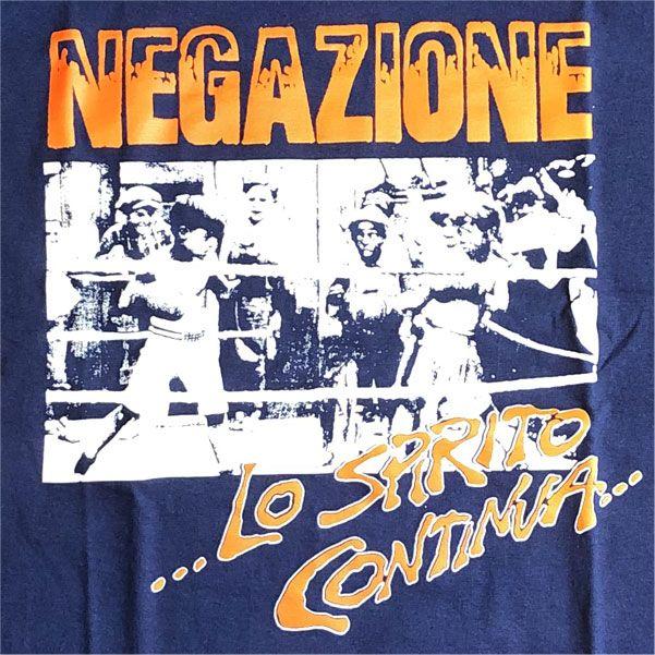 NEGAZIONE Tシャツ ...LO SPIRITO CONTINUA...3