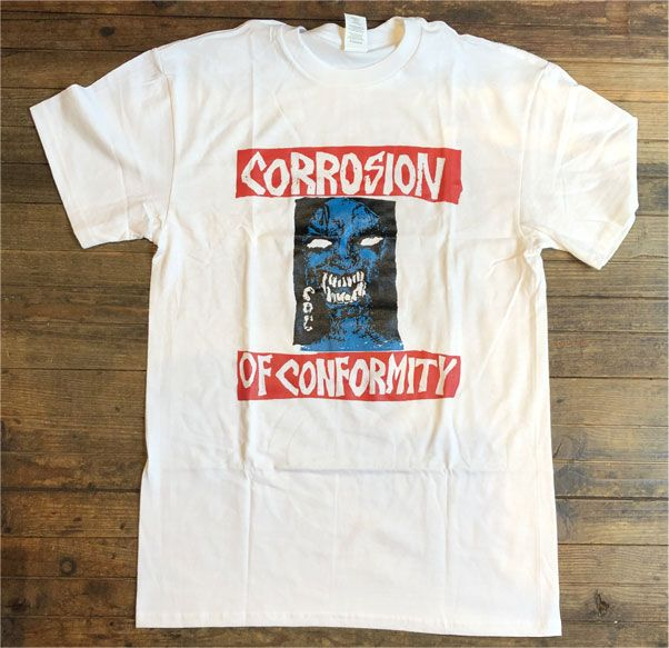 CORROSION OF CONFORMITY Tシャツ 2 Sided Print