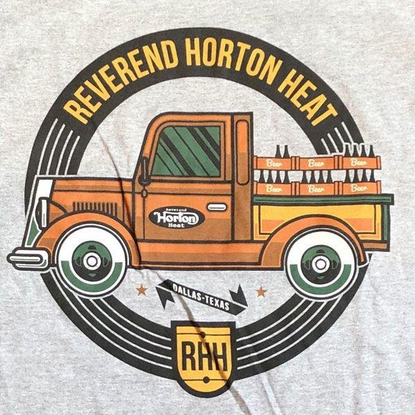 REVEREND HORTON HEAT Tシャツ TRUCK