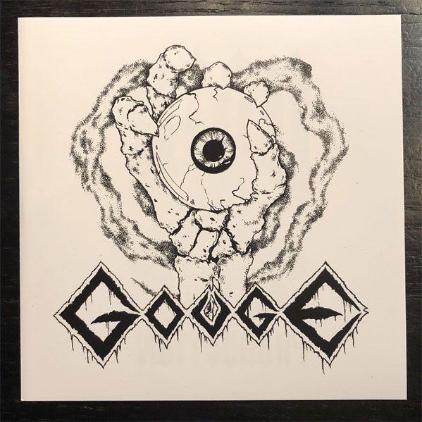 "GOUGE 7"" EP LTD.300"