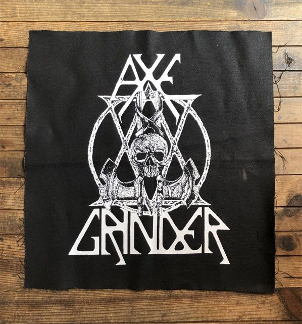AXEGRINDER BACKPATCH 2