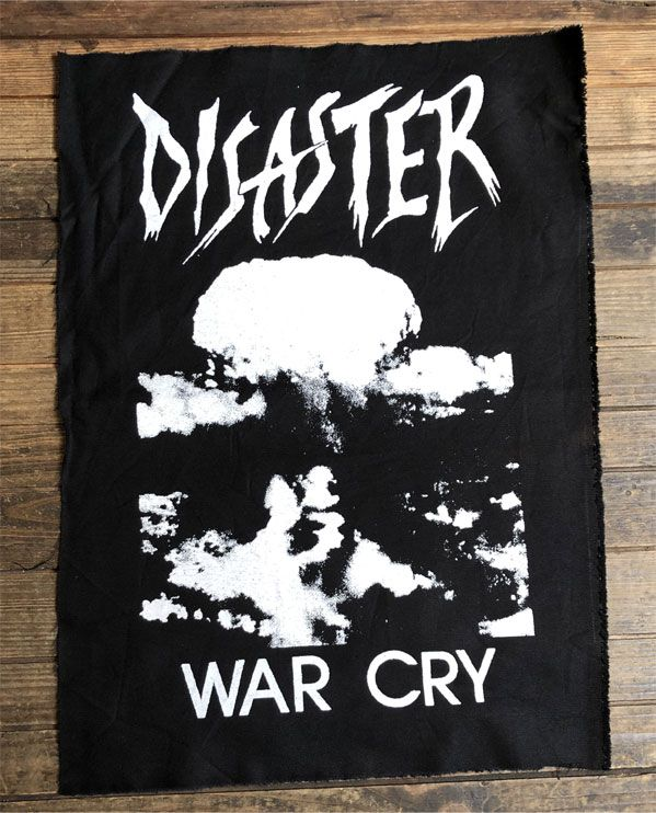 DISASTER BACKPATCH WARCRY2