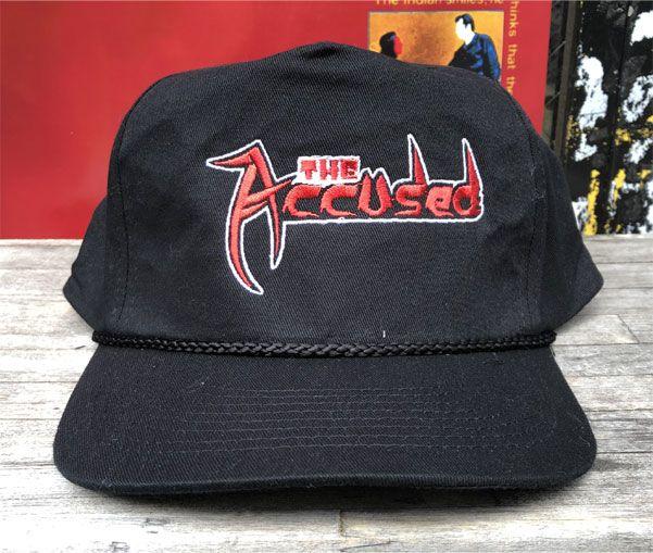 ACCUSED CAP LOGO