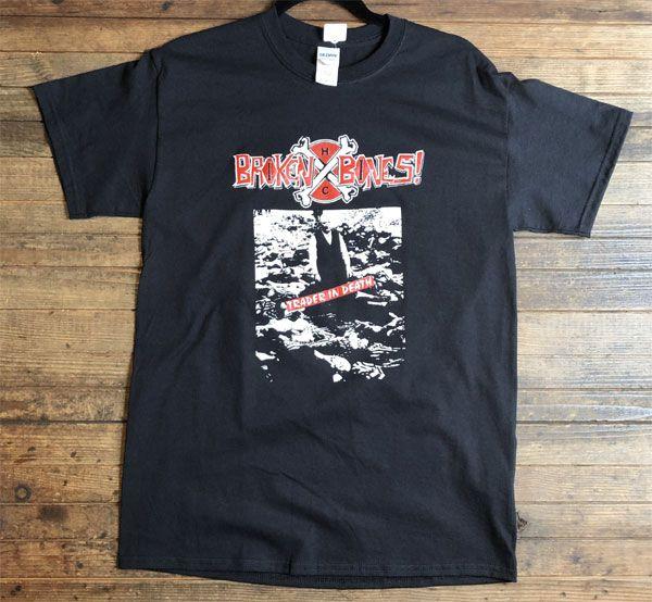 BROKEN BONES Tシャツ Trader In Death
