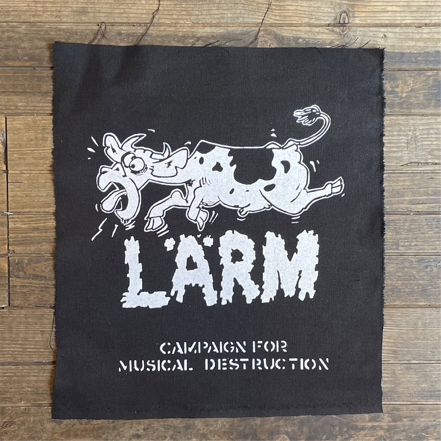 LARM  BACKPATCH