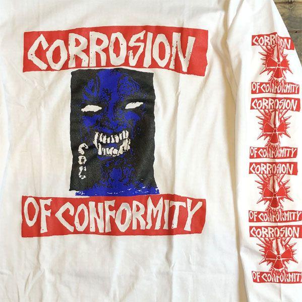 Corrosion of conformity ロンT 原爆ウニ