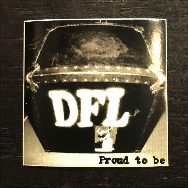 DFL ステッカー Proud To Be オフィシャル!