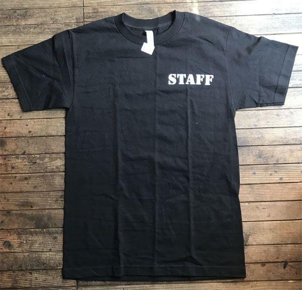 DFL Tシャツ STAFF オフィシャル!