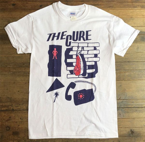THE CURE Tシャツ