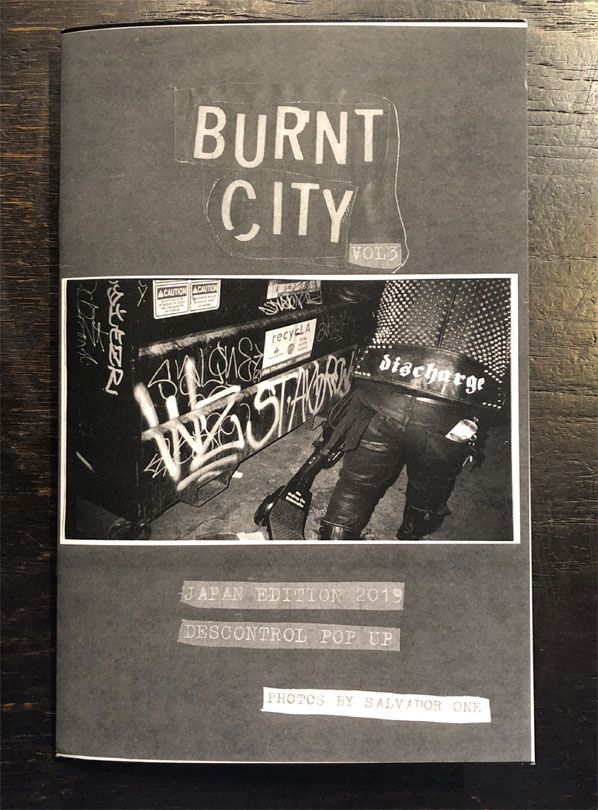 BURNT CITY PHOTO ZINE