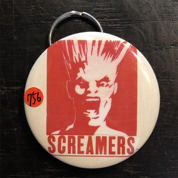 SCREAMERS 栓抜きキーホルダー