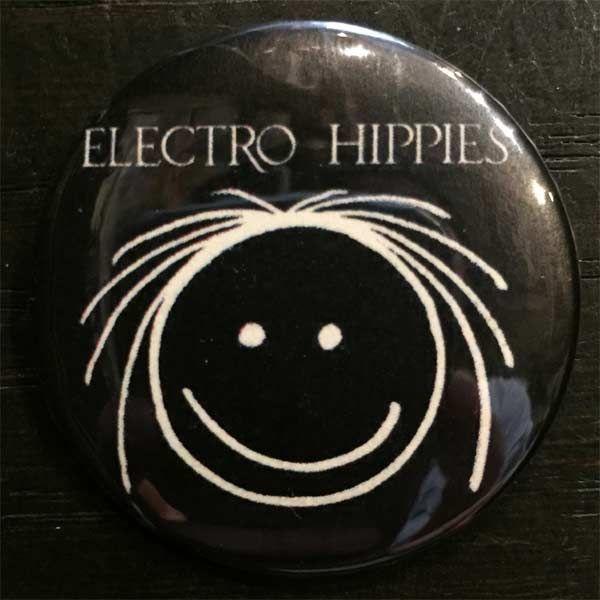 ELECTRO HIPPIES バッジ NICO