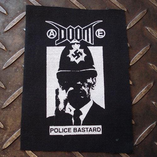 DOOM PATCH POLICE BASTARD