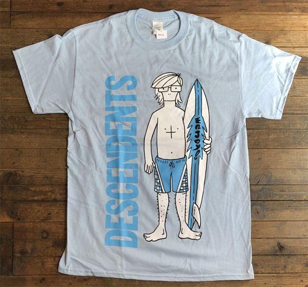 DESCENDENTS Tシャツ Milo Surf オフィシャル!
