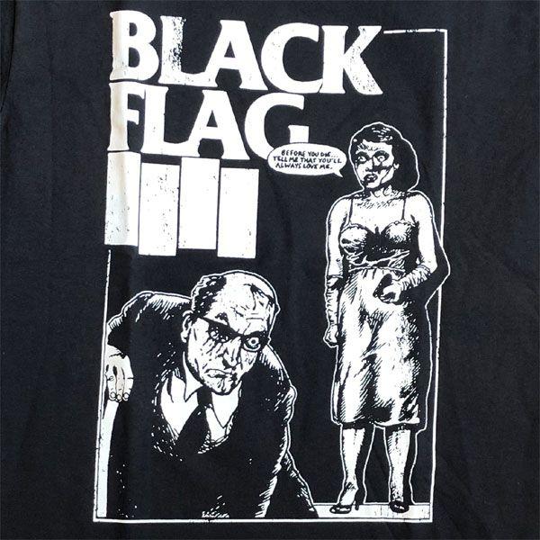 BLACK FLAG Tシャツ JEALOUS AGAIN 3